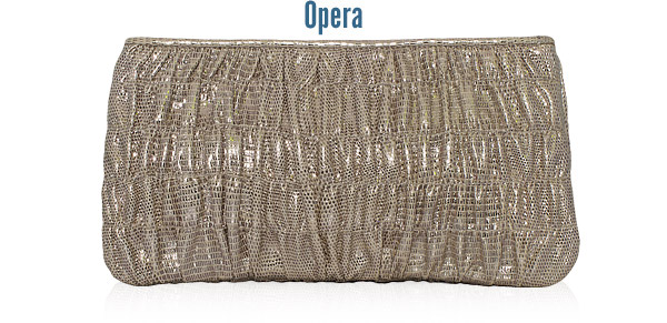 Kaia Peterka     Opera Clutch
