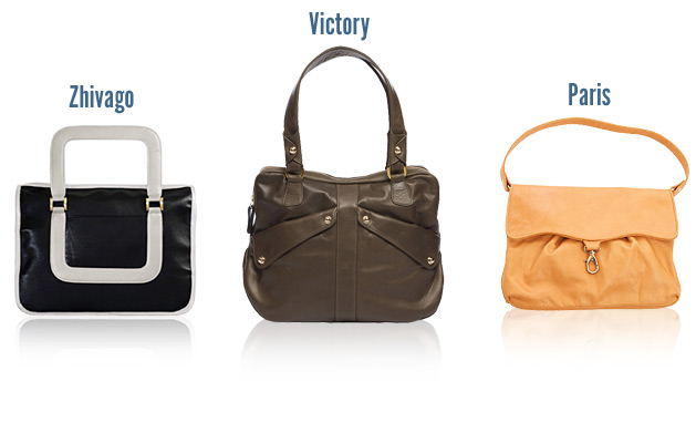 Kaia Peterka - Top Handle Bags
